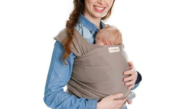comment porter son bébé en écharpe