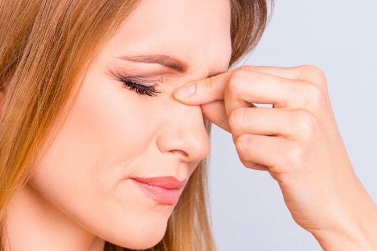 causes des sinus enflammés